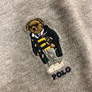 Polo Bear Polo Greay